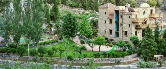 Niguelas, Spain: Los jardines