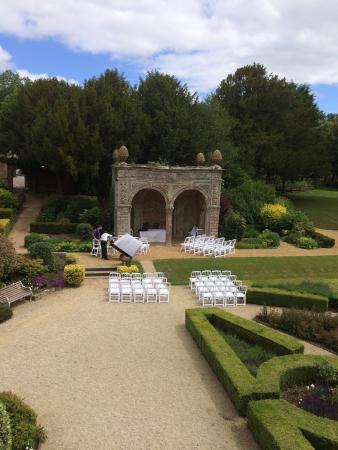 Wedding at Ettington
