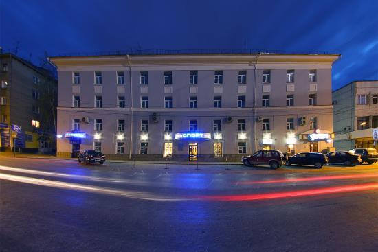 Sport Hotel: Здание отеля