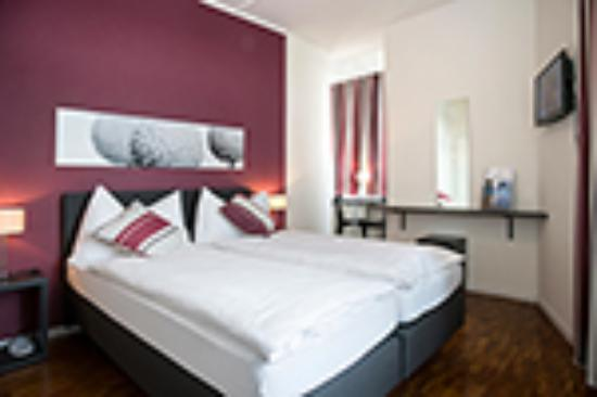Hotel Hottingen: Standard Twin Room