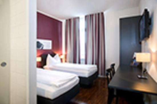 Hotel Hottingen: Economy Twin Room