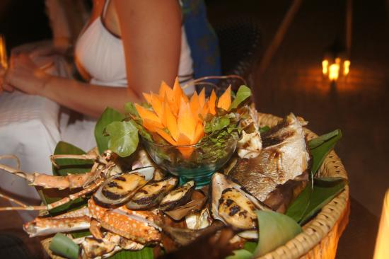 Chef's Table: delicous seafoods
