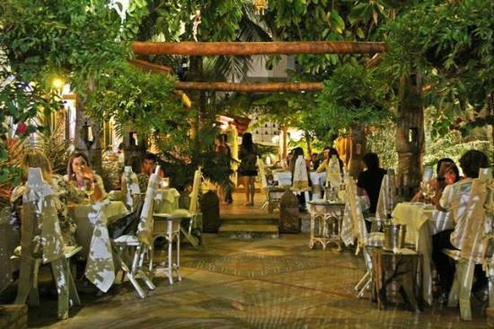 Restaurante Jardim Do Alchymist