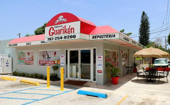 Panadería y Repostería Guarikén