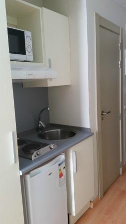 Vertice Roomspace: Cocina en la habitacion