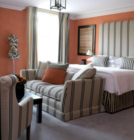 Charlotte Street Hotel: Junior Suite