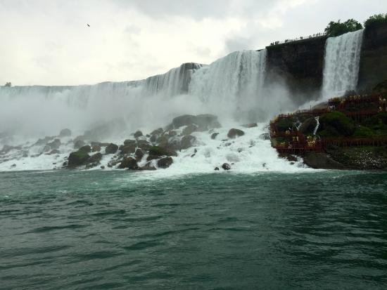you are right in the mist picture of maid of the mist niagara rh tripadvisor com