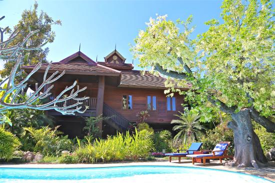 Oriental Siam Resort: Lotus Classic Villa - 3 Bedrooms Suites