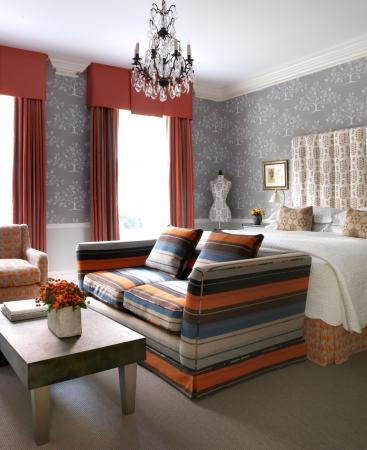 Covent Garden Hotel: Junior Suite