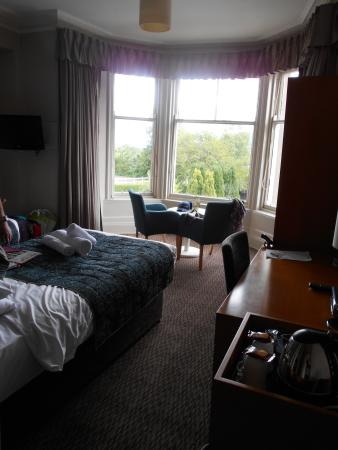 The Pitlochry Hydro Hotel: our room