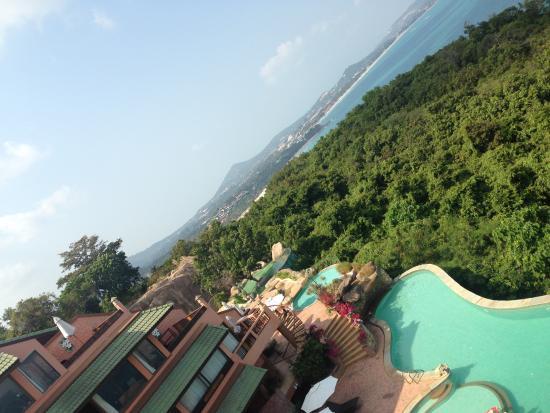 Samui Bayview Resort & Spa: hotel