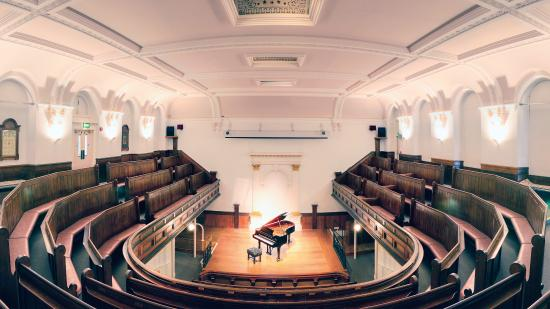 Machynlleth, UK: Tabernacle Auditorium Concert Hall
