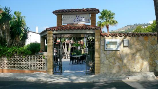 Boutique Hotel Paguera Mallorca Photo De Villa Columbus