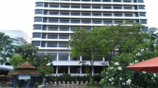Cosy Beach Hotel: Главный корпус