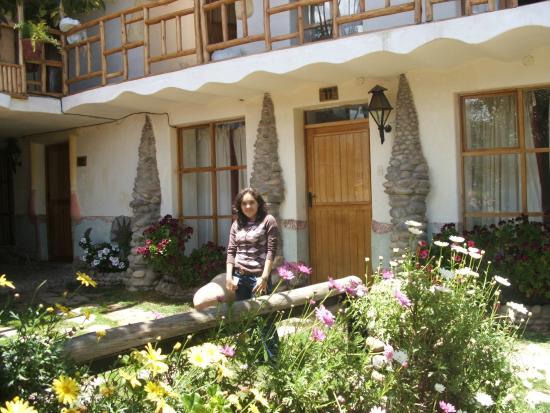 Casa de Campo Hotel: la fachada de las habitaciones