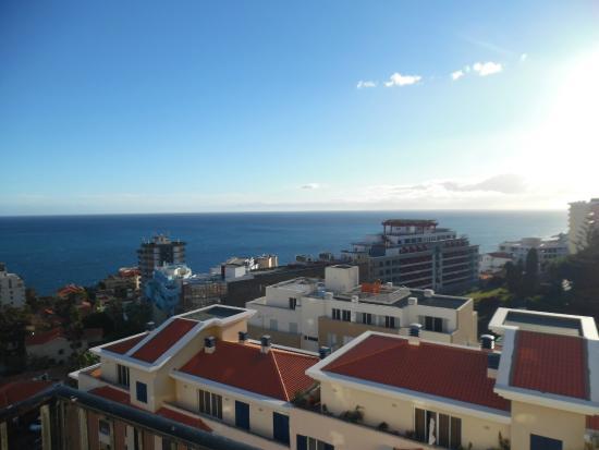 Dorisol Buganvilia: View from balcony