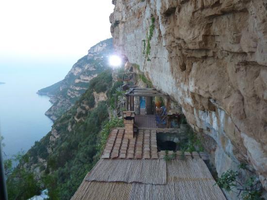 La Grotta dei Fichi: View from my bedroom