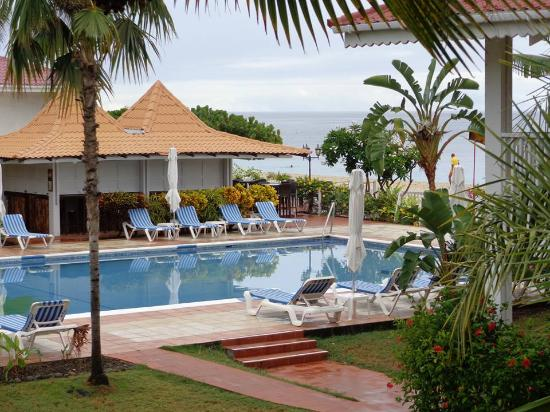 Terrace Restaurant Grenada Grand Beach Resort Grand Anse