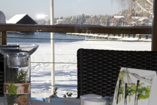 Unterburg am Klopeiner See, Austria: Auch im Winter geöffnetq