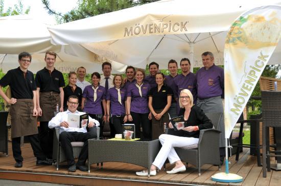 Unterburg am Klopeiner See, Austria: Unser Team