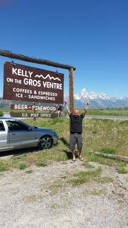 ‪Kelly on the Gros Ventre‬