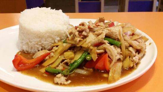 thai wok house
