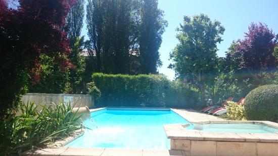 Augeval Hotel : Pool