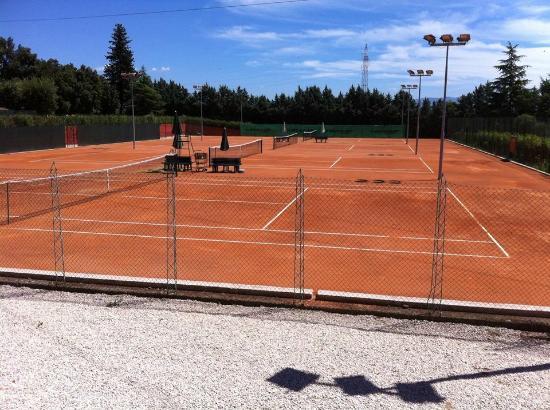 Campi Da Tennis Roma.Campi Da Tennis Foto Di Forty Love Sport Centers Roma Tripadvisor