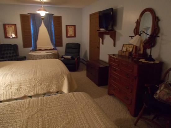 Die Heimat Country Inn: Room 16