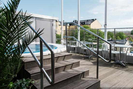 Scandic Norrkoping City: Jacuzzi