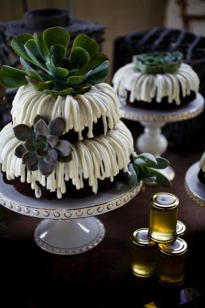 Nothing Bundt Cakes Wedding Cake Option
