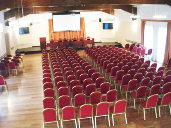 Ristorante La Mandria: Sala conveghi