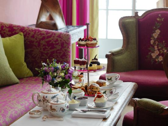 The Soho Hotel: Afternoon Tea