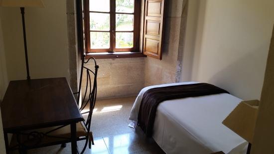 Banheiro do quarto individual Foto di Hospederia San  ~ Quarto Stato Moderno