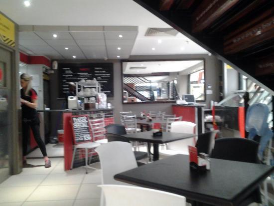 Cafe Capellini Restaurant Cappuccino Bar Port Elizabeth
