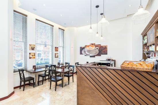 Avni Kensington Hotel: Coffee Shop