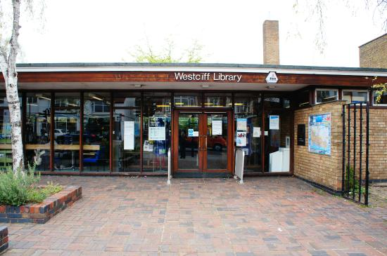 Westcliff-on-Sea, UK: Westcliff front entrance