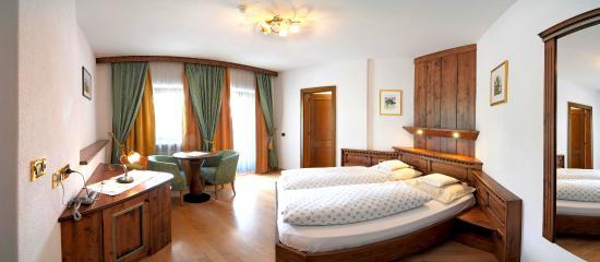 Camere - Hotel Teresa a San Vigilio di Marebbe