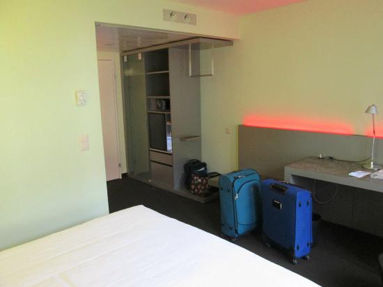 Continental-Park Hotel: Room 202