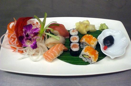Kuffler & Bucher: Sushi