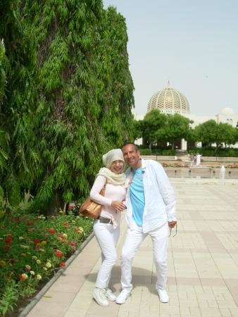 Shangri La Barr Al Jissah Resort & Spa-Al Husn: Eric&Nancy