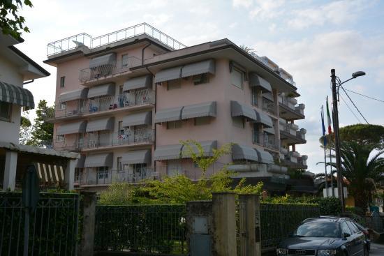 Hotel Villa Marzia Marina Di Pietrasanta Italien