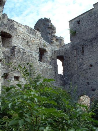 Kallmuenz, Đức: ruine kallmünz
