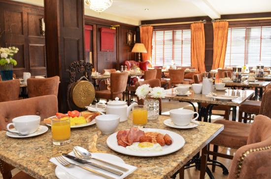 Celtic Lodge Guesthouse: Your Breakfast