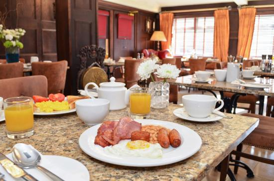 Celtic Lodge Guesthouse: Enjoy your Breakfast