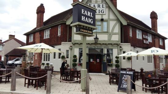 The Earl Haig