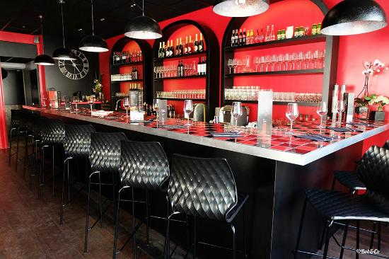 bar le comptoir de la confluence photo de le comptoir de la confluence lyon tripadvisor. Black Bedroom Furniture Sets. Home Design Ideas