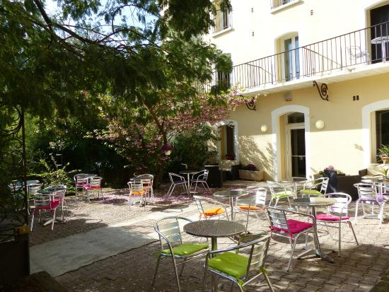 Photo of Hotel Castel Emeraude Amelie-les-Bains-Palalda