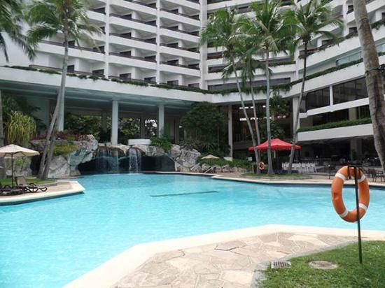 Hotel Equatorial Penang This Pool And Waterfall Setting Is The Perfect Place To Read