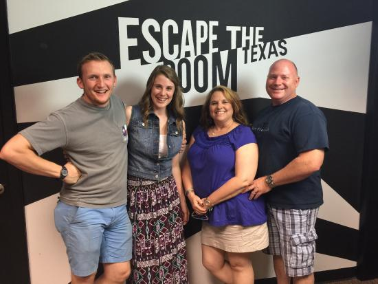 Escape The Room Texas Mission Control